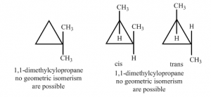 Geometric Isomers 3