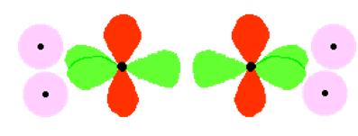 Double Covalent Bond 4