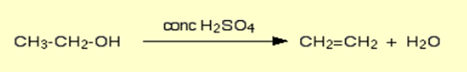 Dehydration of Alcohols 5