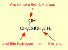 Dehydration of Alcohols 7