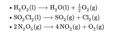 Order of Reaction 9