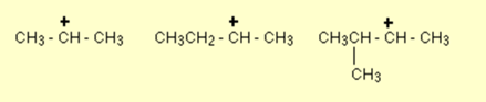 Tertiary Carbocation 5