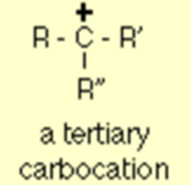 Tertiary Carbocation 6